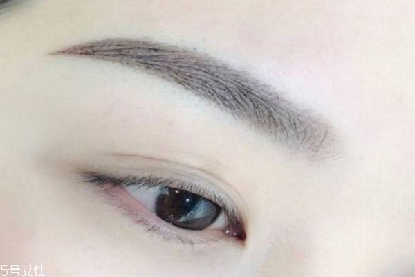 做完半永久眉毛多久可以敷面膜 纹眉后多久可以敷面膜 做完半永久眉毛多久可以敷面膜 纹眉后多久可以敷面膜 知识库 第1张