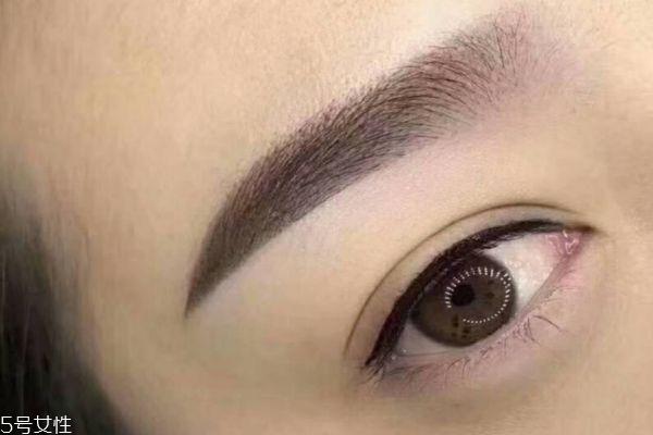 做完半永久眉毛多久可以敷面膜 纹眉后多久可以敷面膜 做完半永久眉毛多久可以敷面膜 纹眉后多久可以敷面膜 知识库 第3张